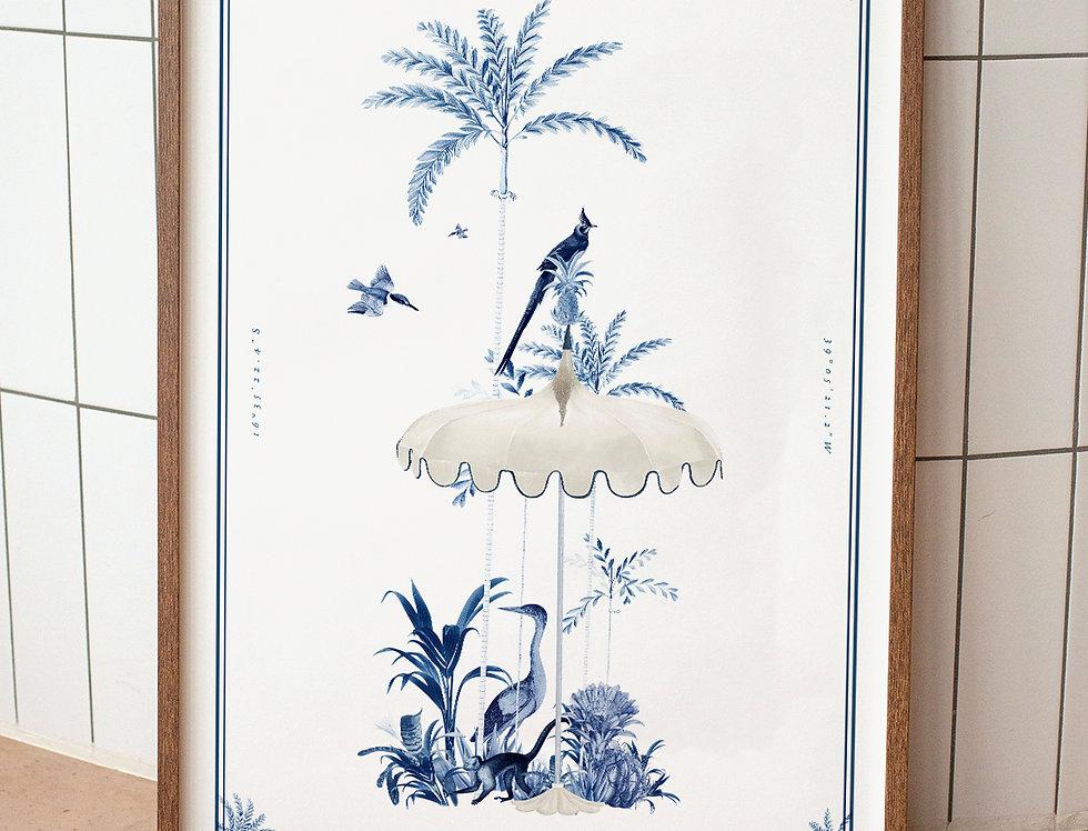 Poster Tropico A3