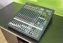 Console mixage son