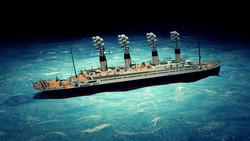 Titanic modeling