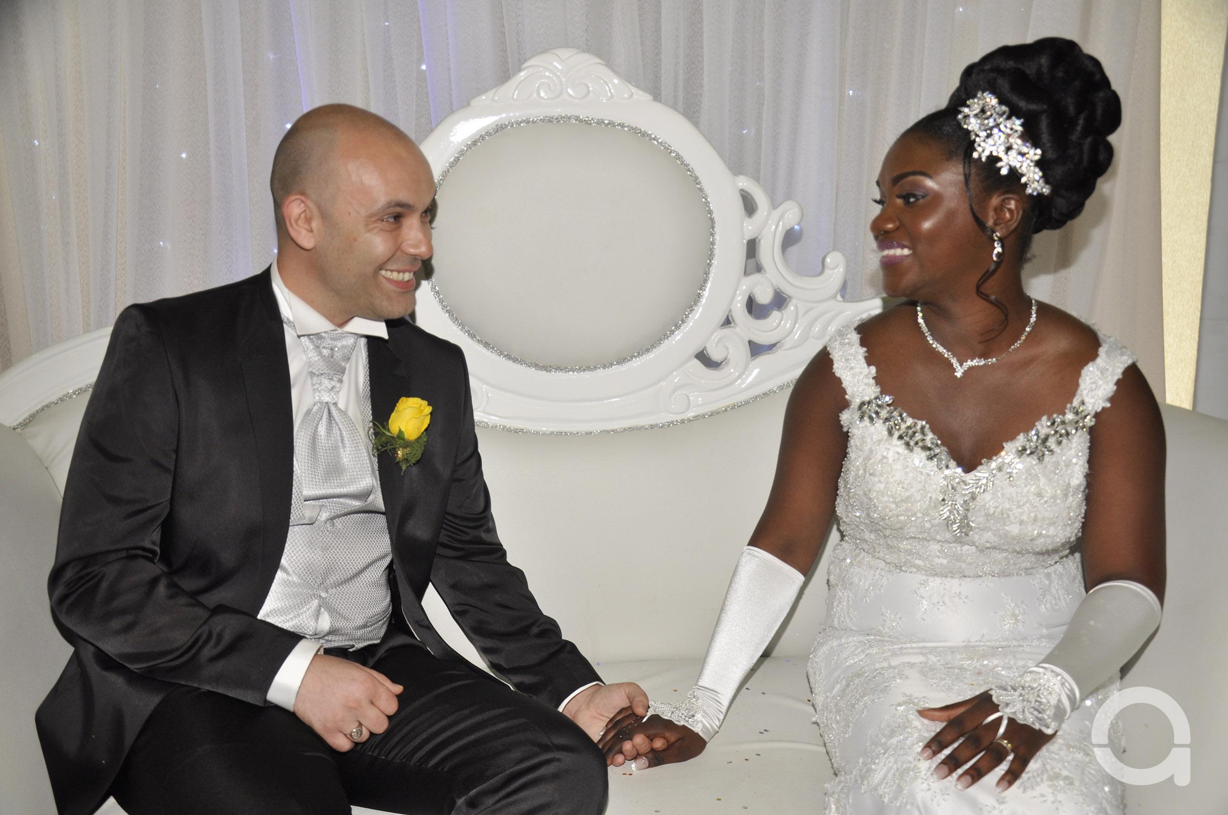 Mariage couple DHAMCHIA 9
