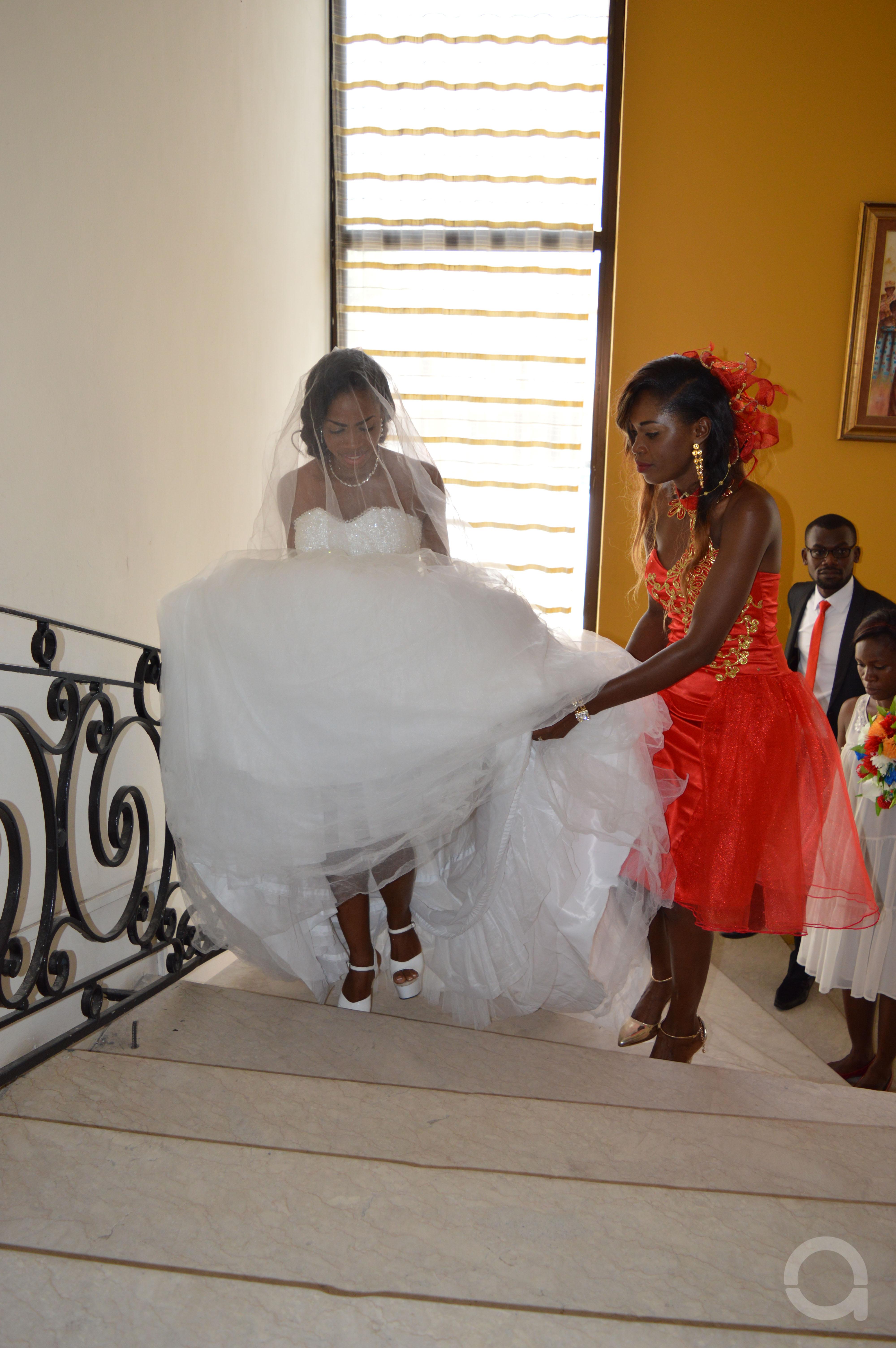 Mariage couple EHOUMAN 2
