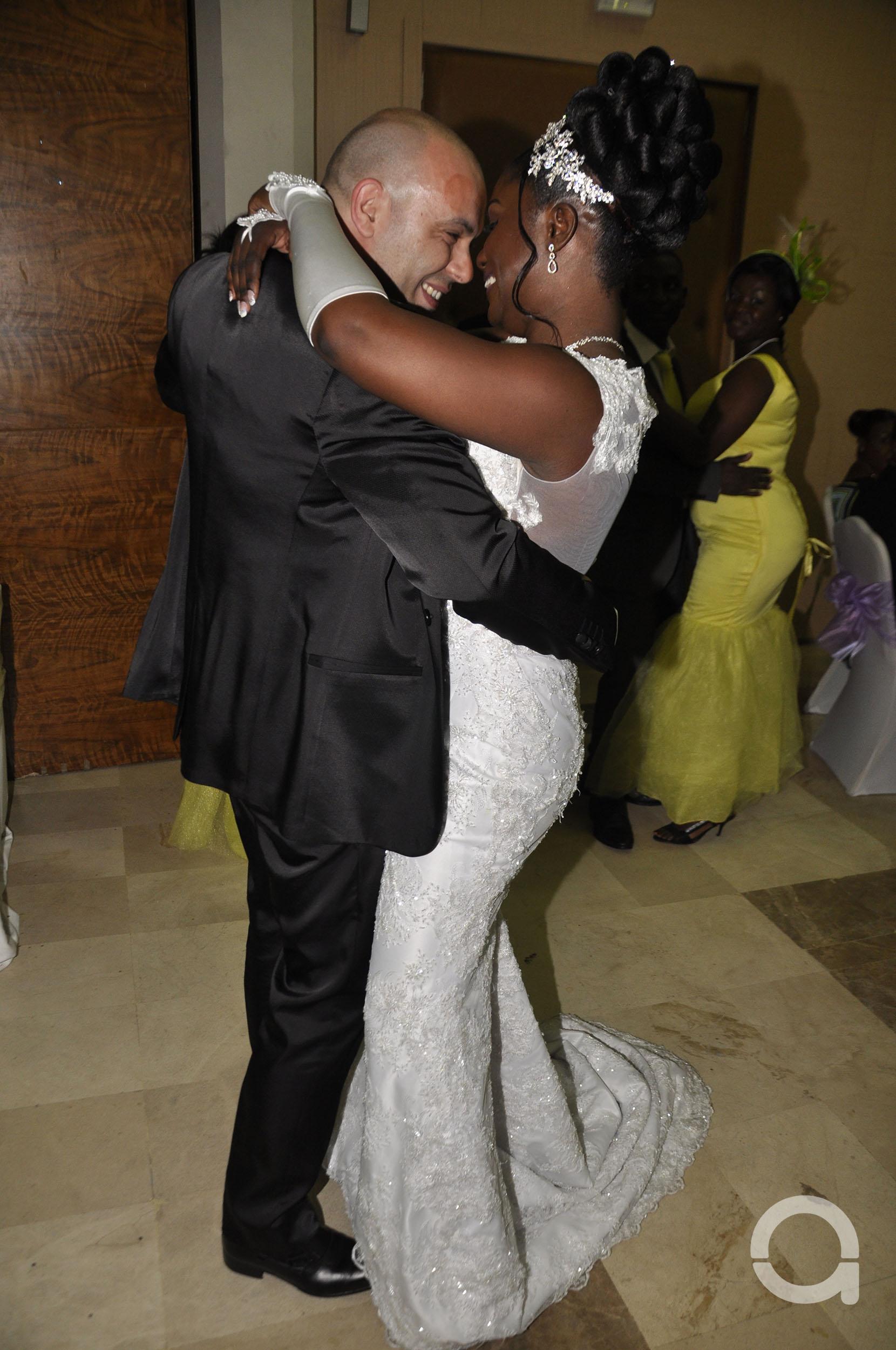 Mariage couple DHAMCHIA 10
