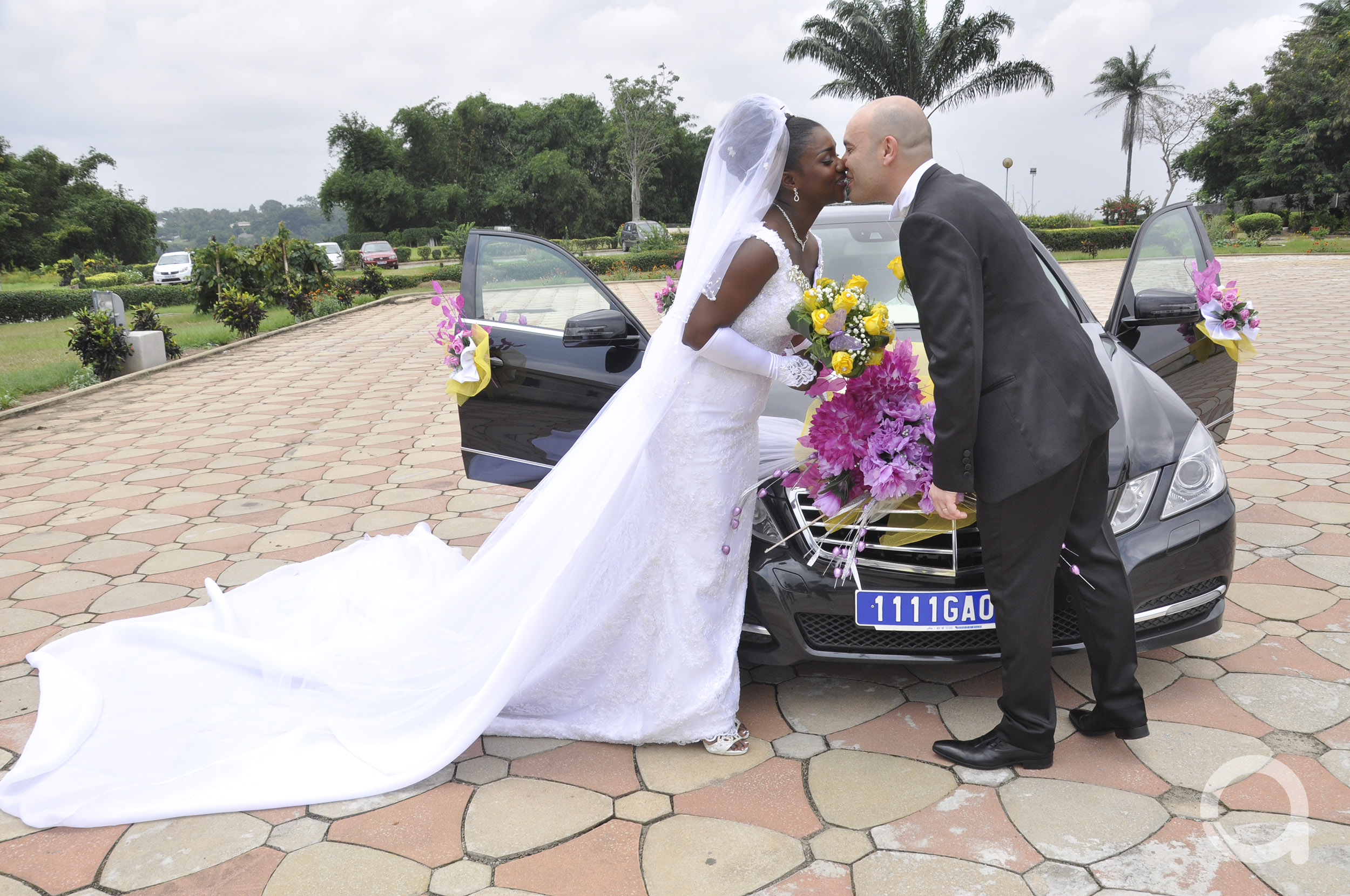 Mariage couple DHAMCHIA 5