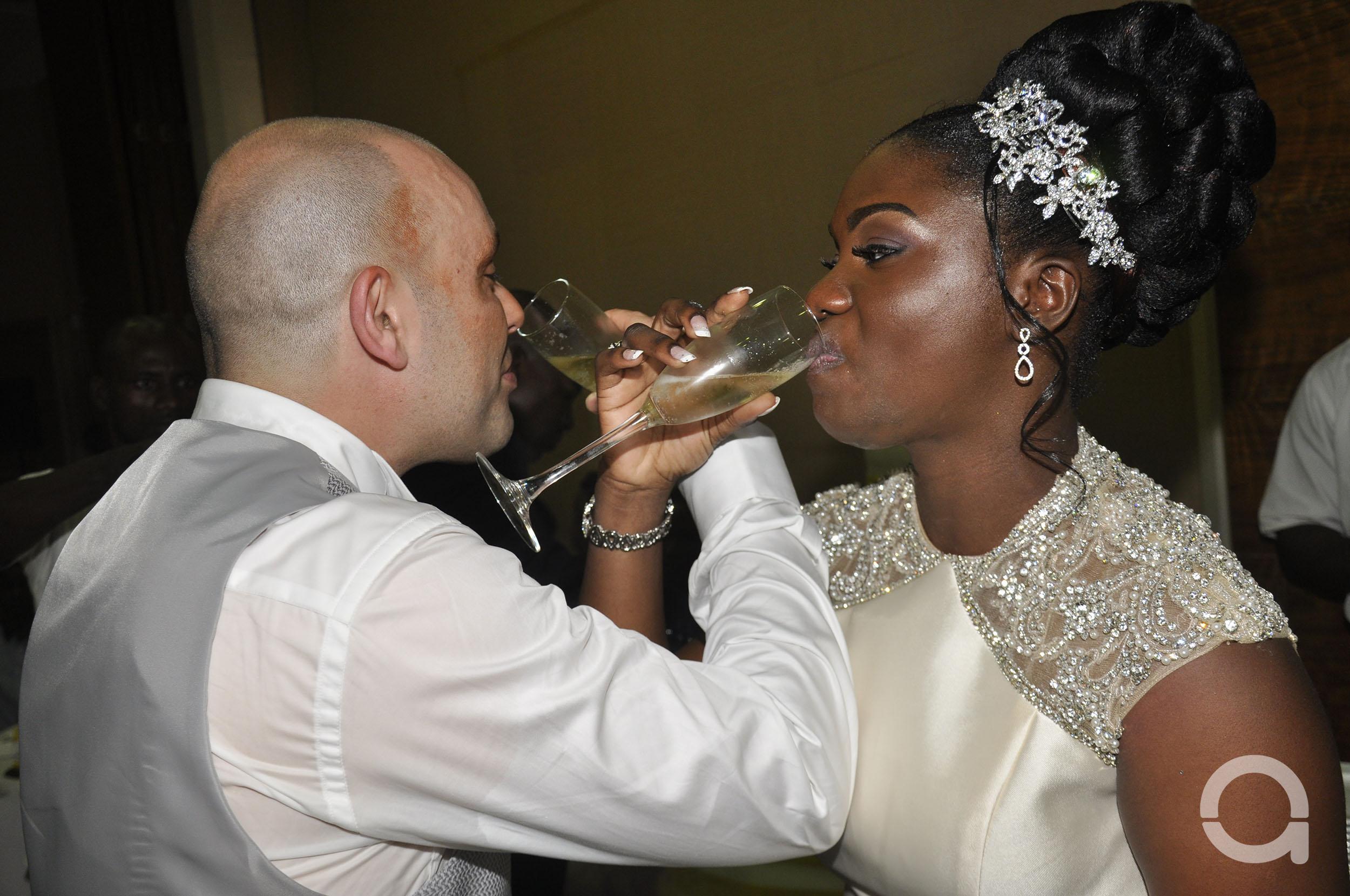 Mariage couple DHAMCHIA 16