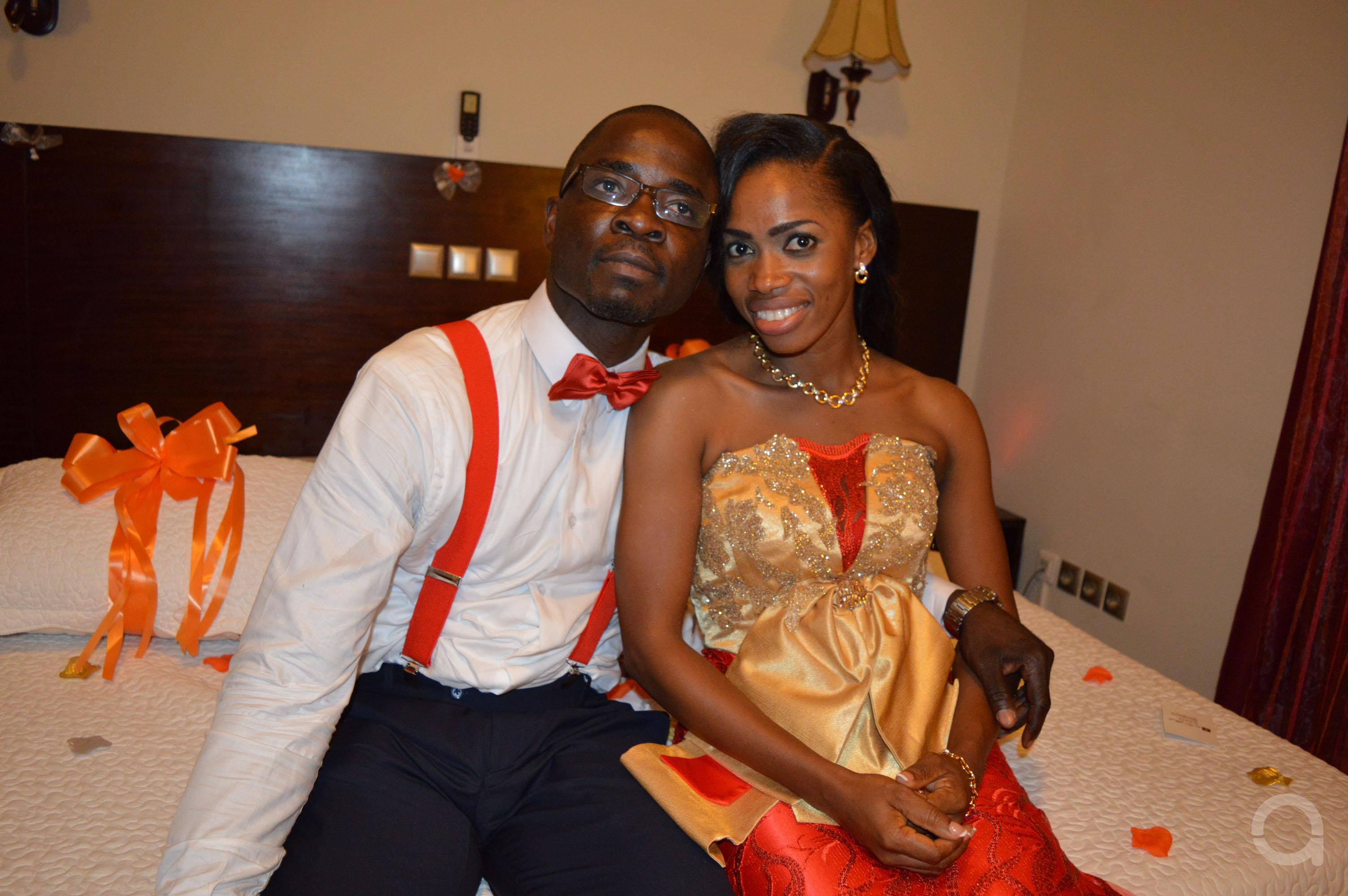 Mariage couple EHOUMAN 19