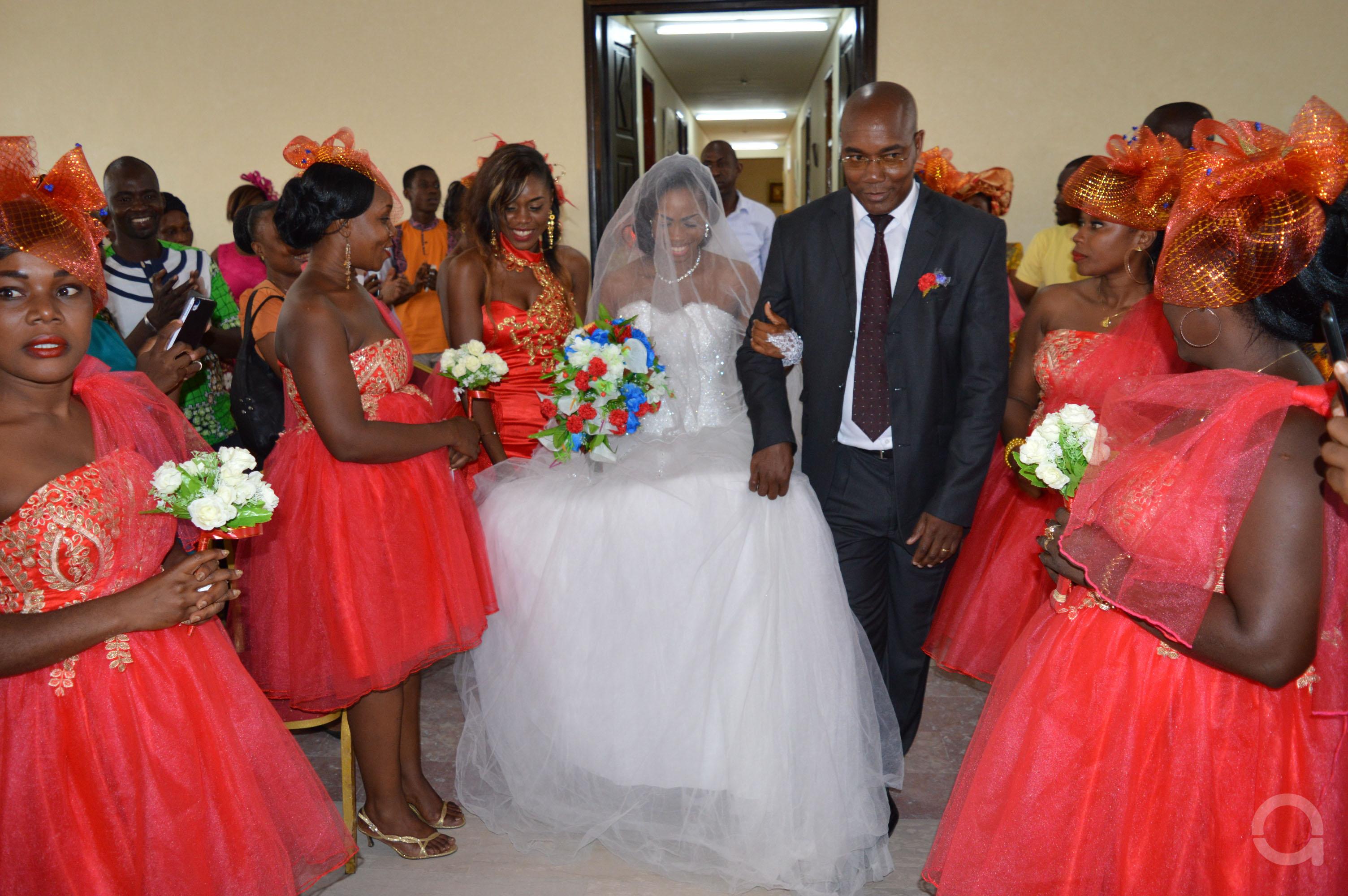 Mariage couple EHOUMAN 3