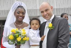 Mariage couple DHAMCHIA 3