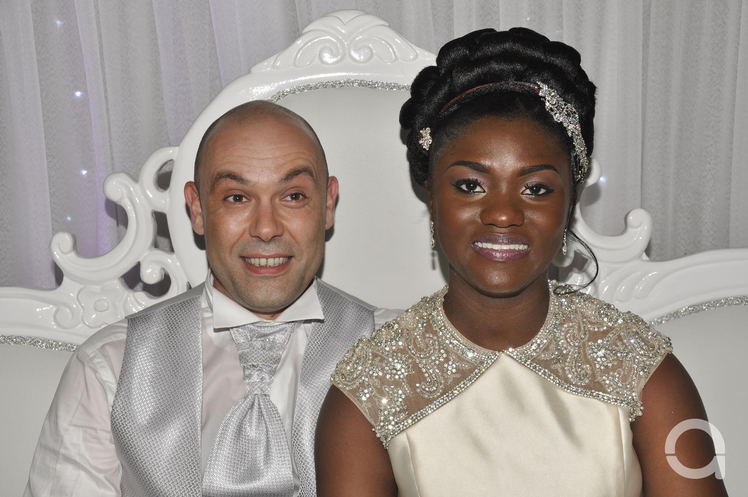 Mariage couple DHAMCHIA 19