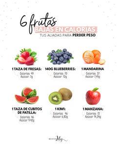 Que fruta ayuda a bajar de peso