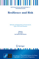 New Book - Resilience and Risk