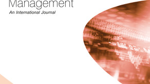 New article in the Int. J. of Supply Chain Management