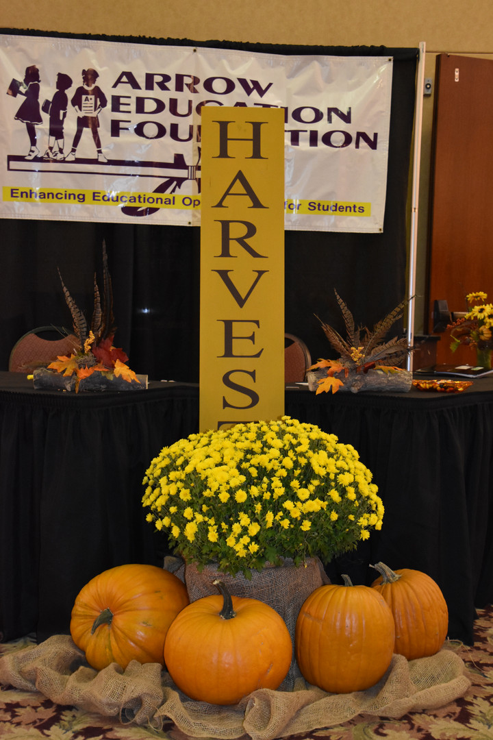 Welcome to Harvest 2018!