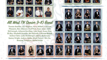 All West Band & Orchestra Students