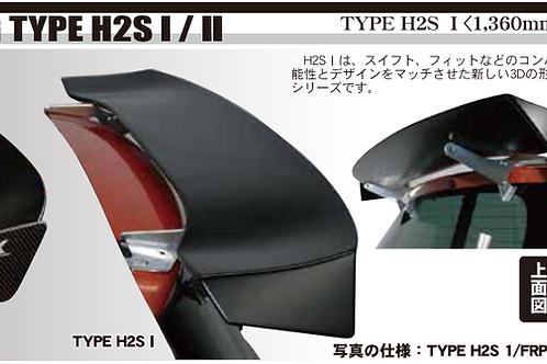 GT WING TYPE H2S I/II