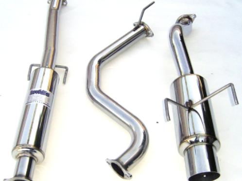 Invidia N1 Catback Exhaust Honda Del Sol (92-95)