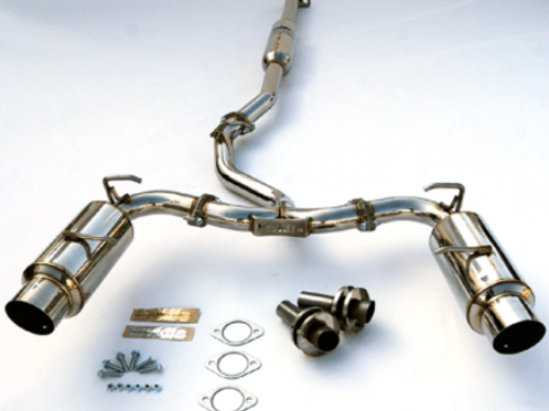 Invidia N1 Catback Exhaust Subaru BR-Z (12-UP)