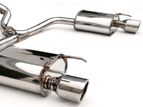 Invidia Q300 Axle-back Exhaust Lexus GS300/350 (06-11)
