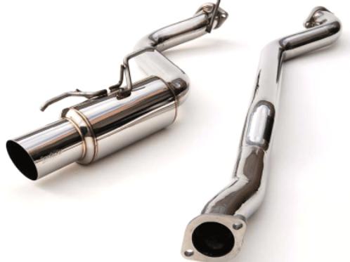 Invidia N1 Catback Exhaust Subaru WRX 5-DR (08-14)