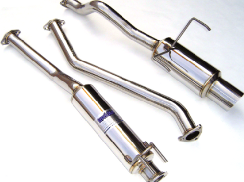 Invidia N1 Catback Exhaust Honda Civic Type-R (02-05)