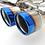 Thumbnail: Invidia Q300 Cat-back Exhaust Subaru STi 5-DR (08-14)