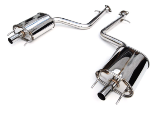 Invidia Q300 Axle-back Exhaust Lexus GS350 (12+)