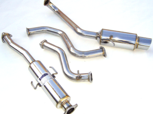 Invidia N1 Catback Exhaust Honda CR-X (88-91)