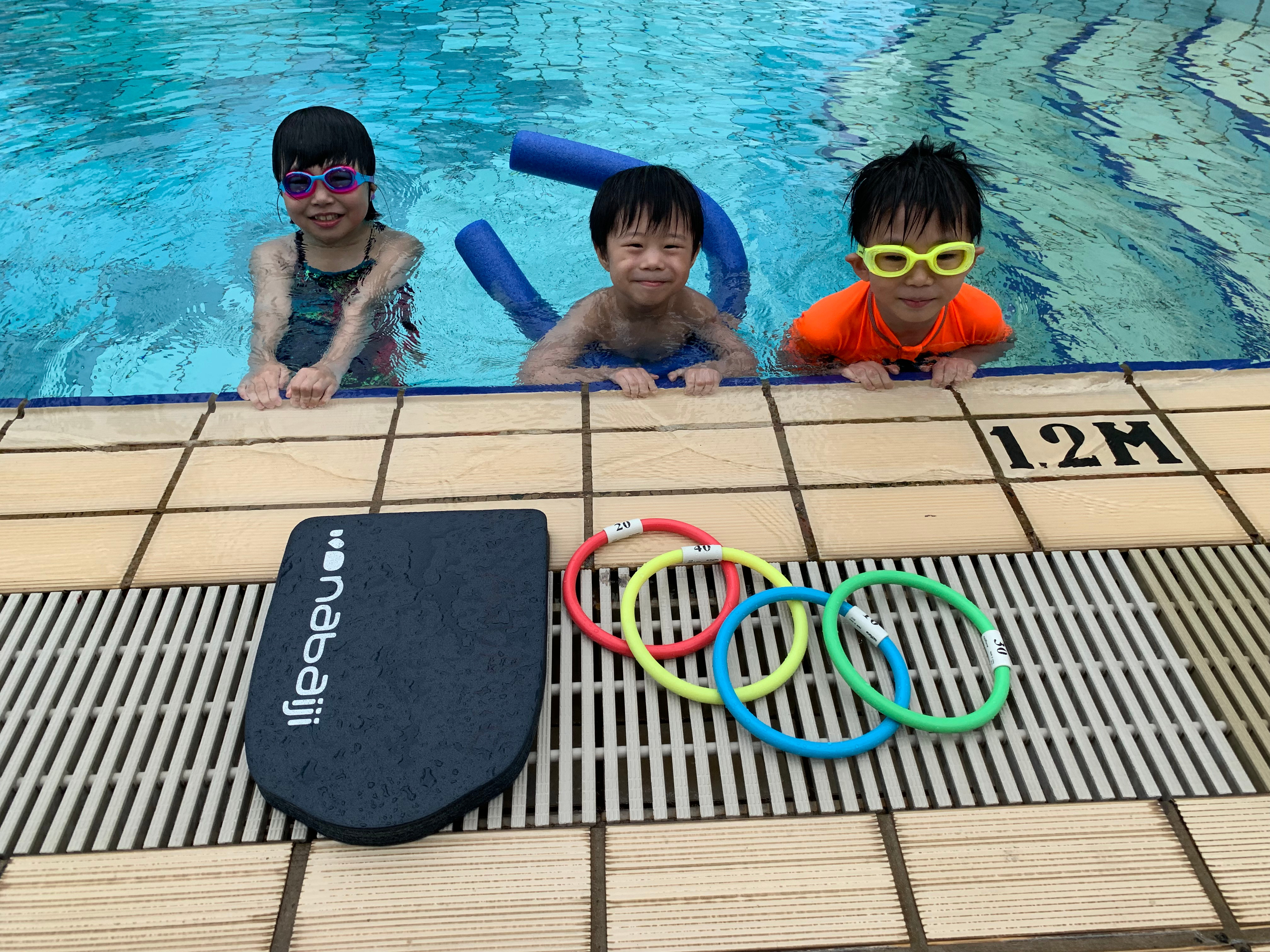 Learn To Swim @ CCAB