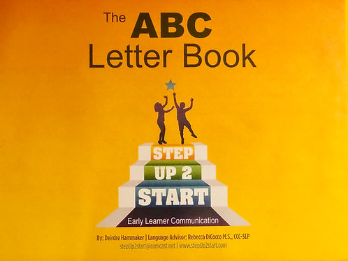 The ABC Letter Book - Digital