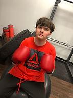 Early Learner StepUp2Start #Autismmadeeasier Ben Boxing 2019