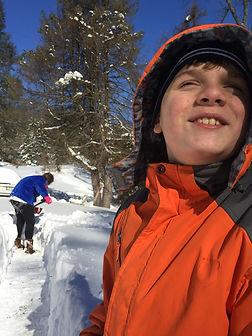 Early Learner StepUp2Start #Autismmadeeasier Ben Snow Storm