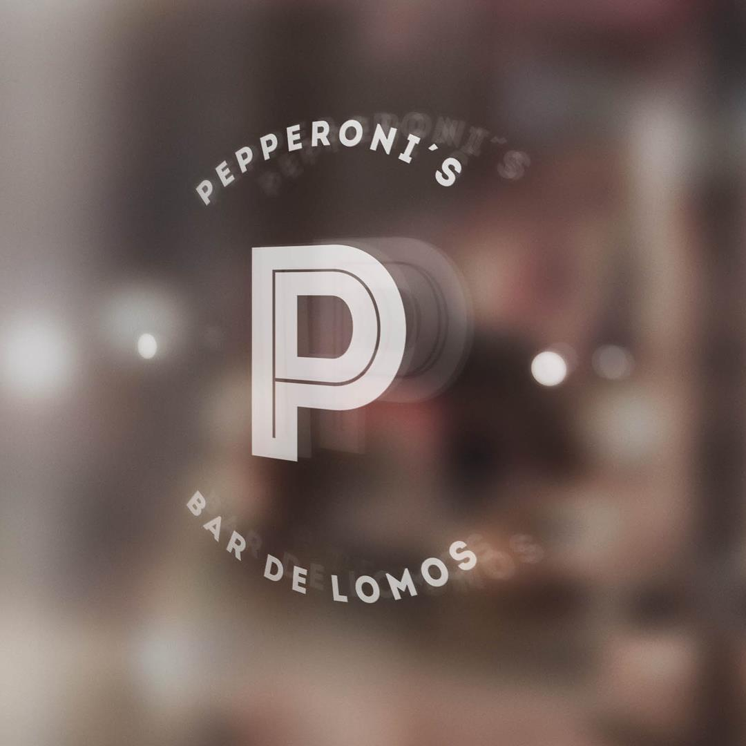 Identidad de Marca Pepperonis