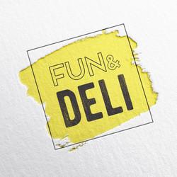 Identidad de Marca - Fun&Deli