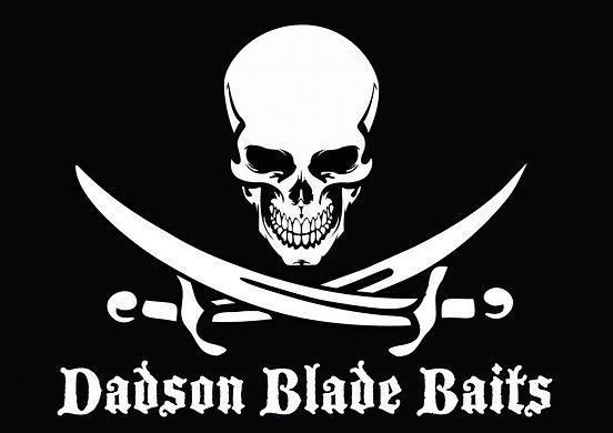 Logo dadson blade baits