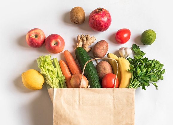 Panier de Fruits & Légumes Bio Grand
