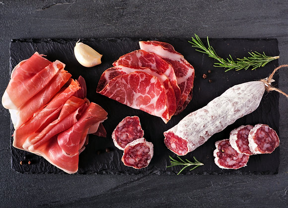 Planche Charcuterie  6 pers.
