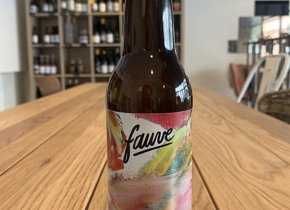 Bière New England IPA Fauve 33cl