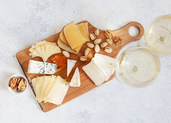 Planche de Fromages  2 pers.