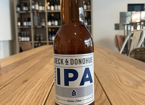 IPA Deck & Donohue 33cl