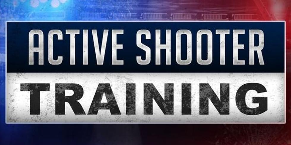 Sheriff Deputy Dominguez Active Shooter Training