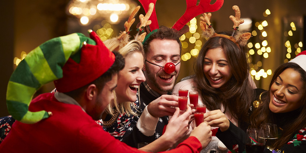 NEBA Christmas Social 2017
