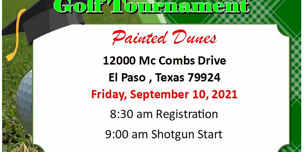 1st Annual Champions for Education Golf Tournament