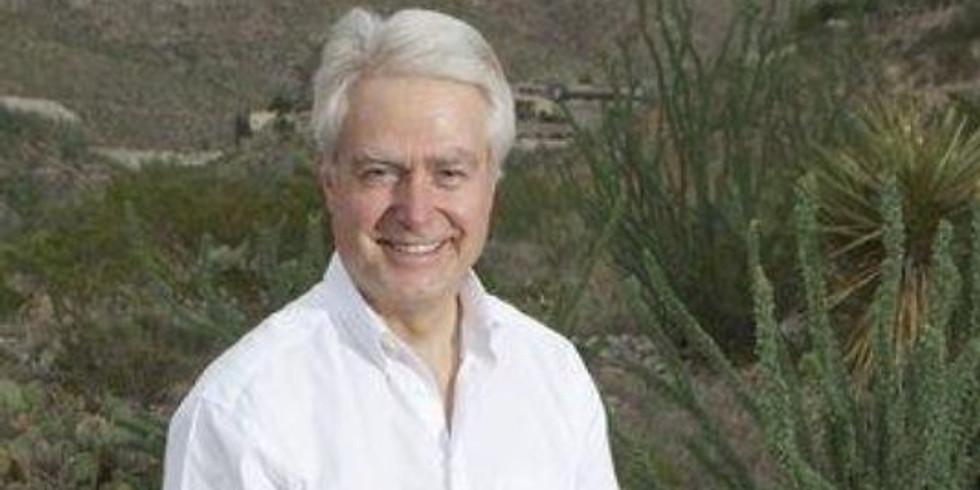 Castner Range Update from Dr Richard Teschner