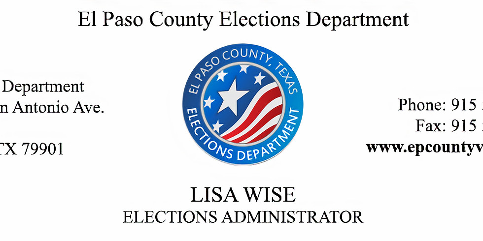 Lisa Wise County Elections Administrator