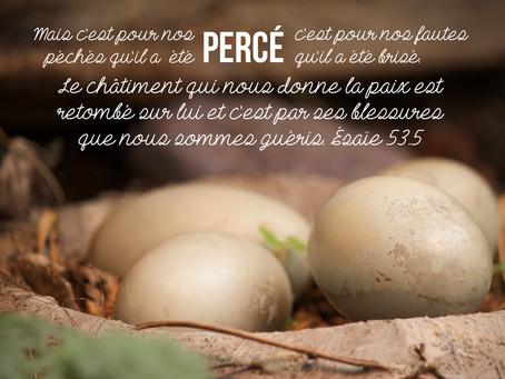 Le châtiment qui donne la paix [verset 7]