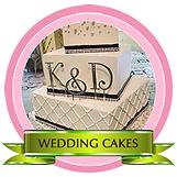 Wedding Cakes, Buttercream wedding cakes, fondant wedding cakes, rustic wedding cakes, elegant wedding cakes, traditional wedding cakes, custom wedding cakes, textured wedding cakes
