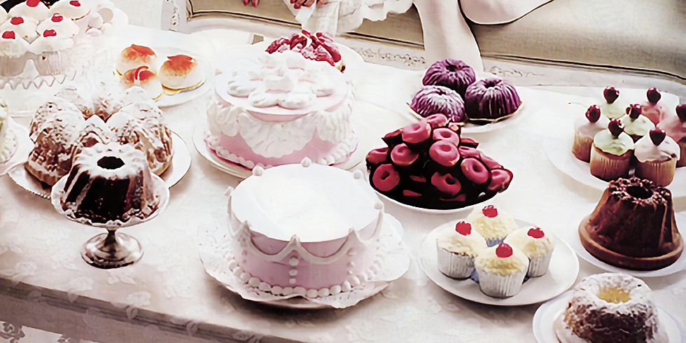 Monthly Cake Tasting Event