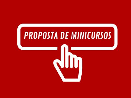 PROPOSTA DE MINICURSO