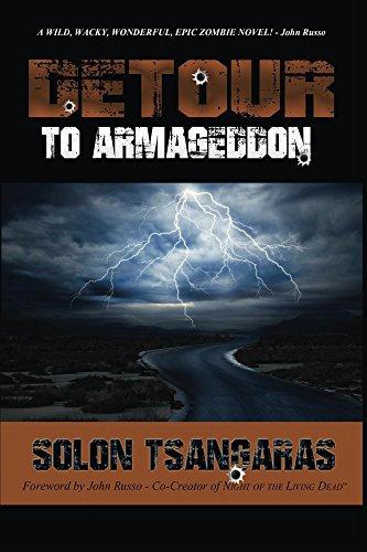 Detour to Armageddon by Solon Tsangaras (paperback)