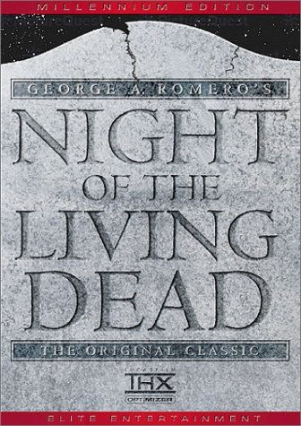 NIGHT OF THE LIVING DEAD Millenium Edition DVD