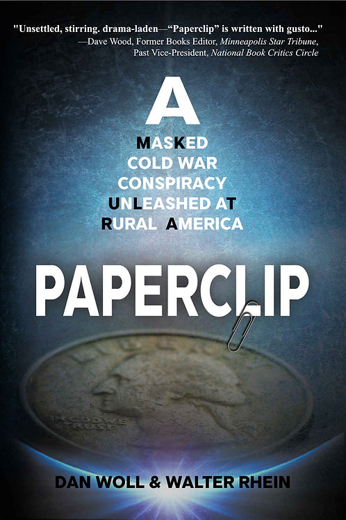 Paperclip by Dan Woll and Walter Rhein (Paperback)